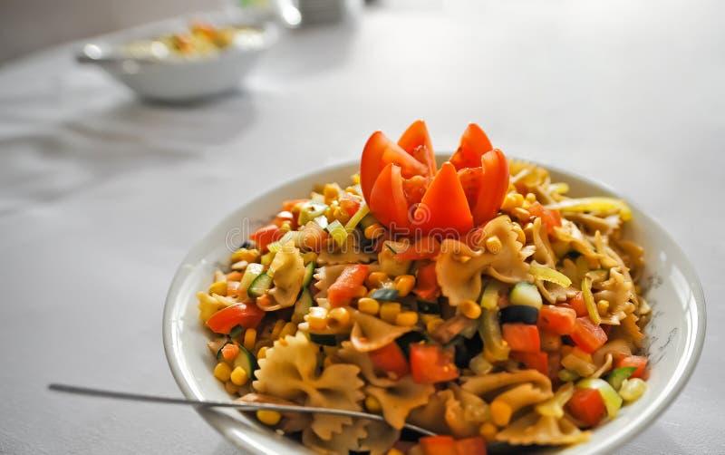 食物混合 图库摄影