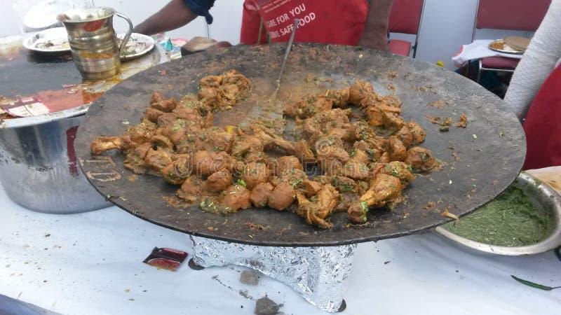 食物节日 免版税库存图片