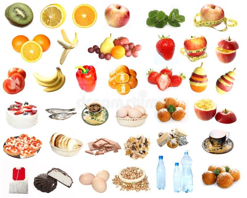 食物集 图库摄影