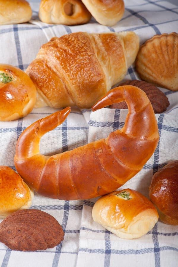 食物面包 库存照片