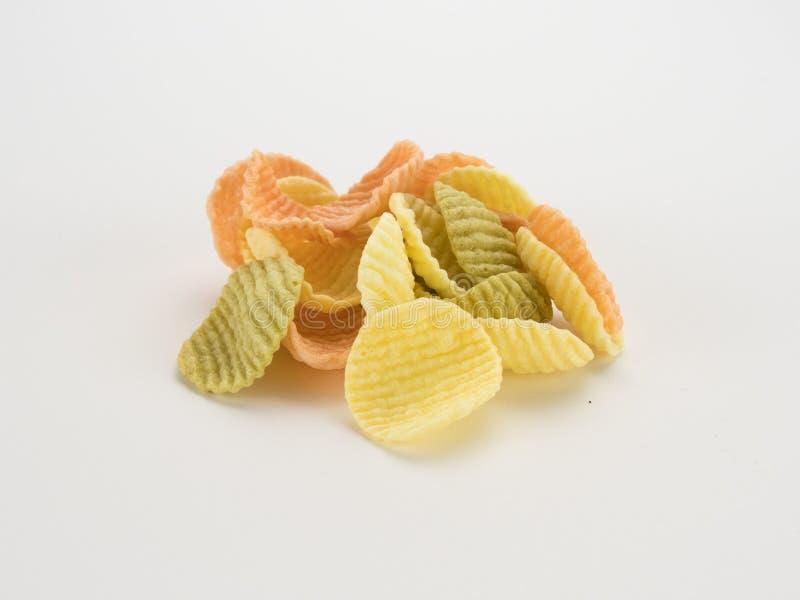 素食者芯片 免版税库存图片