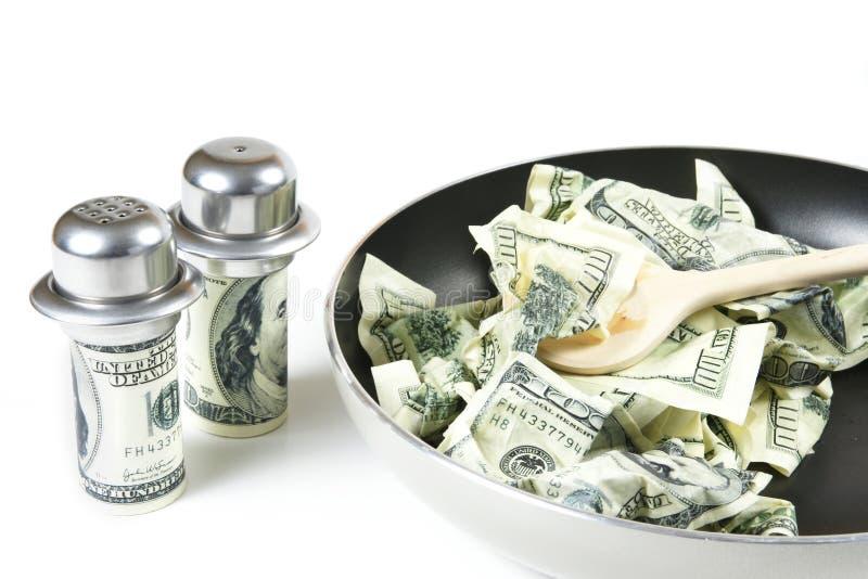 食谱成功 免版税库存图片