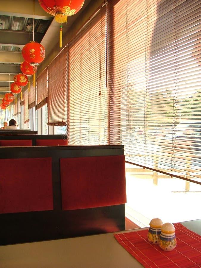 餐馆 图库摄影