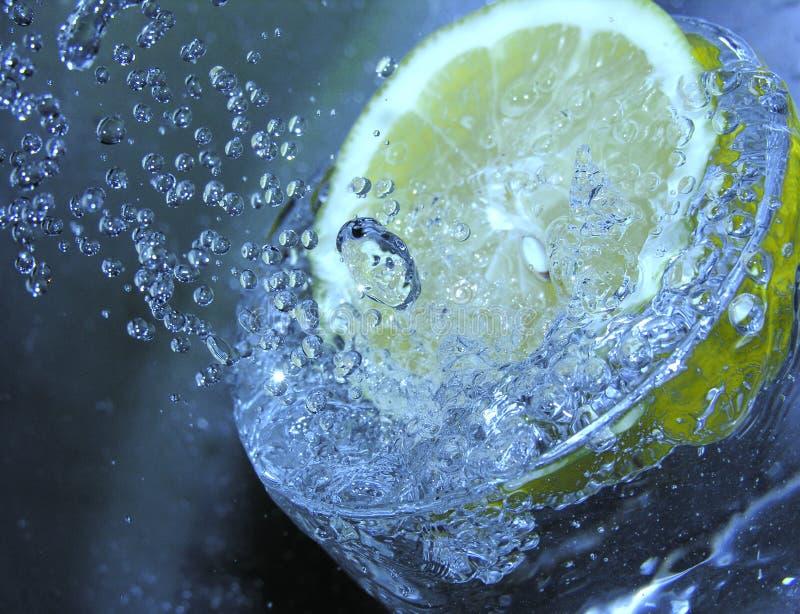饮料刷新 免版税库存图片
