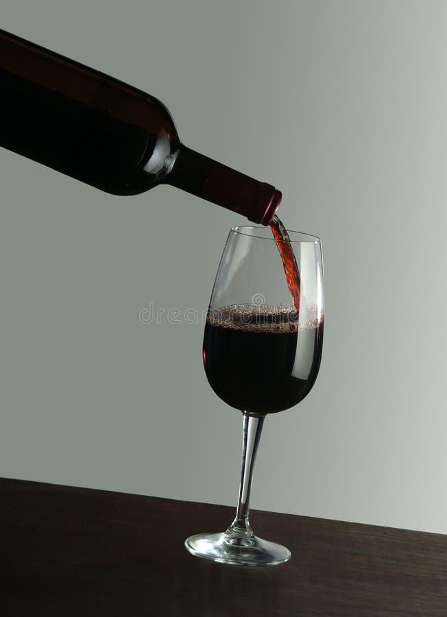 饮料酒 免版税库存图片