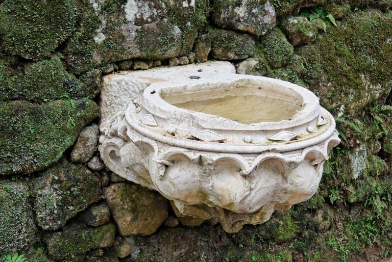 饮水器皇家博物馆petropolis 免版税库存照片