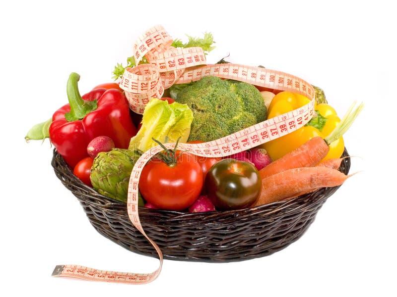 饮食健康蔬菜 免版税库存照片