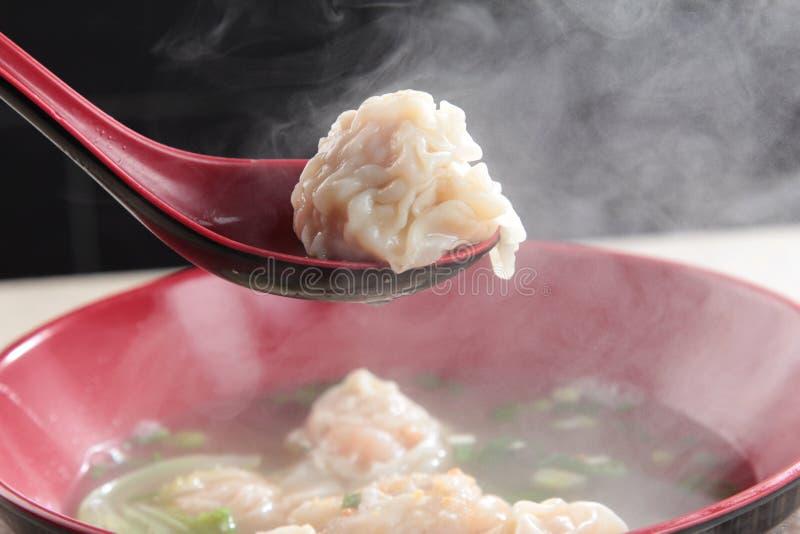 饺子一张鲜美烹调照片  库存照片