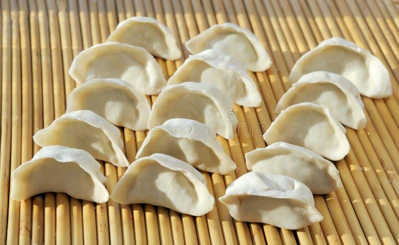 饺子 免版税库存照片