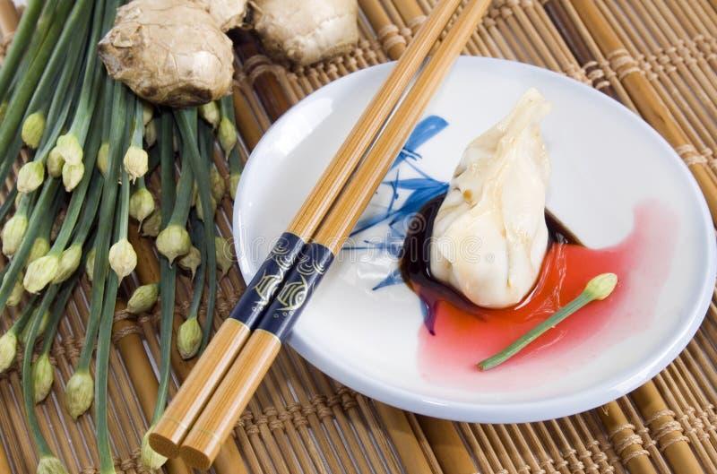 饺子 库存图片