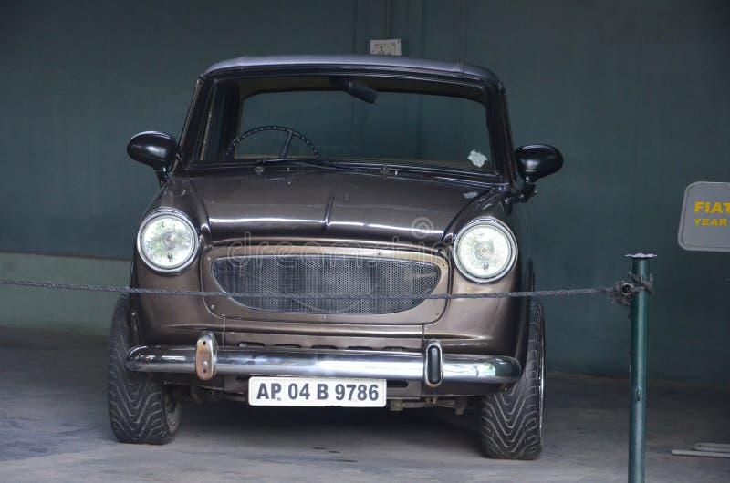 首要的padmini风俗汽车 免版税库存照片