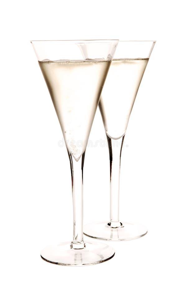 Download 香宾二块玻璃 库存照片. 图片 包括有 当事人, 酒精, 空白, 玻璃, 香槟, 食物, 庆祝, 仪式, bubblegum - 30327930
