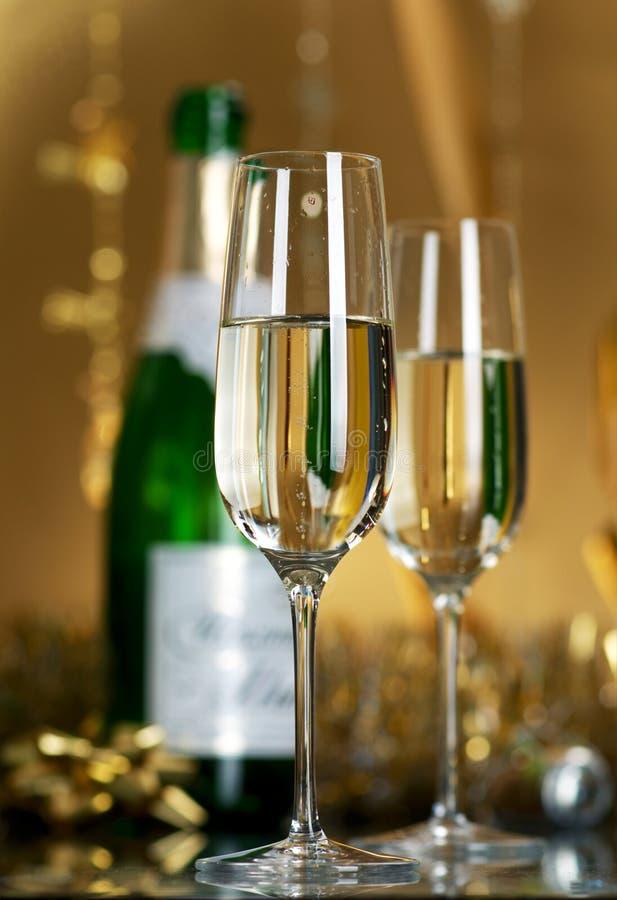 香槟酒 免版税库存图片
