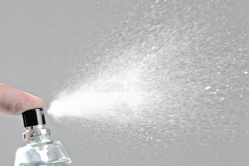 香水喷子 免版税图库摄影