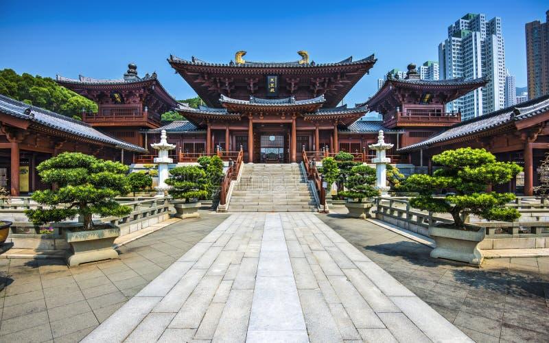 香港女修道院 库存图片