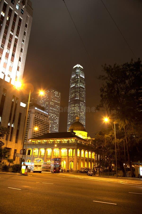 香港立法会大楼(老 库存照片