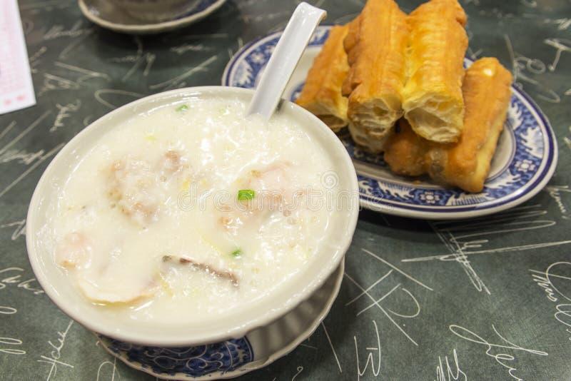 香港鞠躬 库存图片
