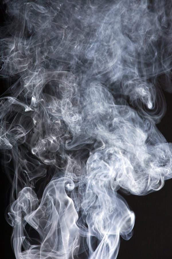 香火烟 库存照片