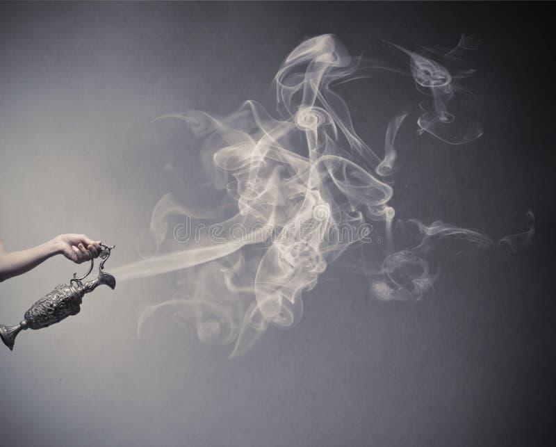 香火 免版税图库摄影