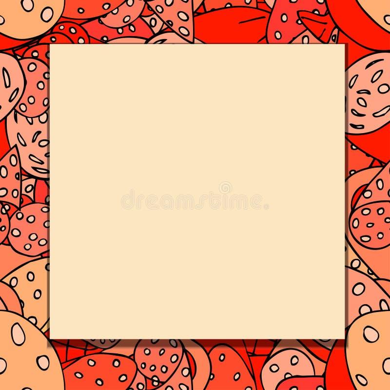Download 香肠 向量例证. 插画 包括有 看板卡, 可口, 纤巧, 查出, 食物, 烹调, 例证, 装填, 膳食, 纸张 - 59106250