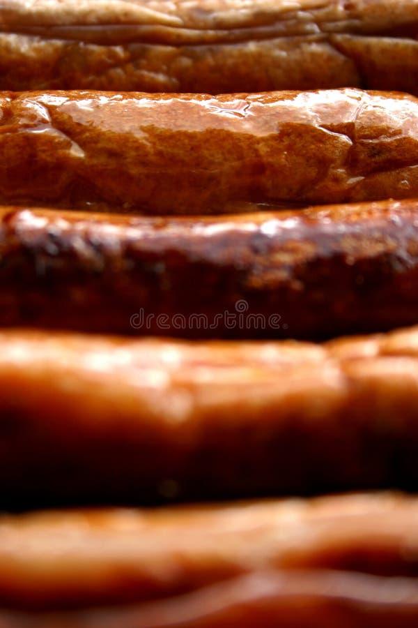 香肠 免版税图库摄影
