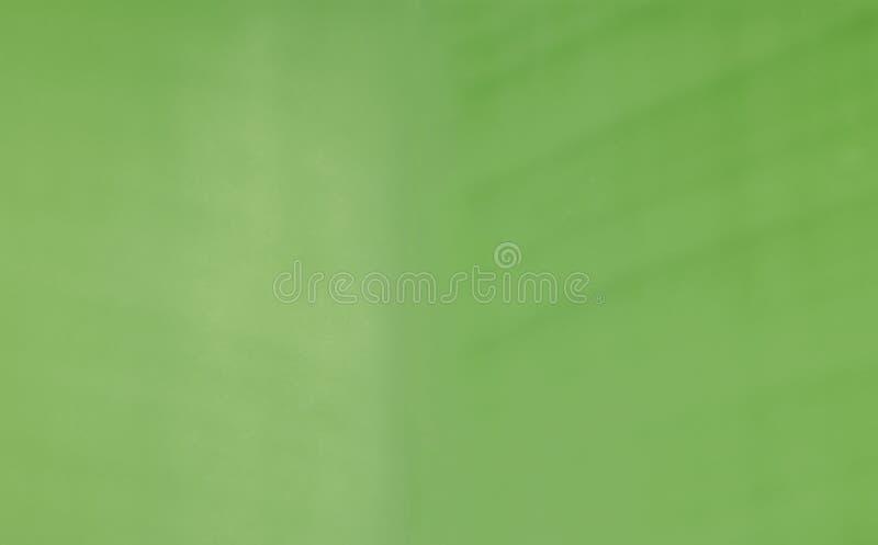 香蕉叶子背景抽象绿色叶子迷离  免版税库存照片