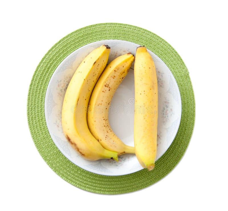 香蕉板材 免版税库存照片