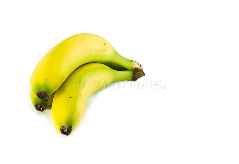 3香蕉 库存照片