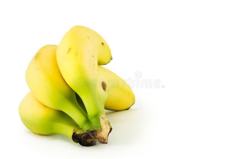3香蕉 免版税库存图片