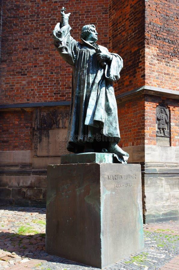 马丁Luther 免版税图库摄影