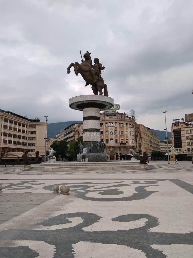马其顿 免版税图库摄影