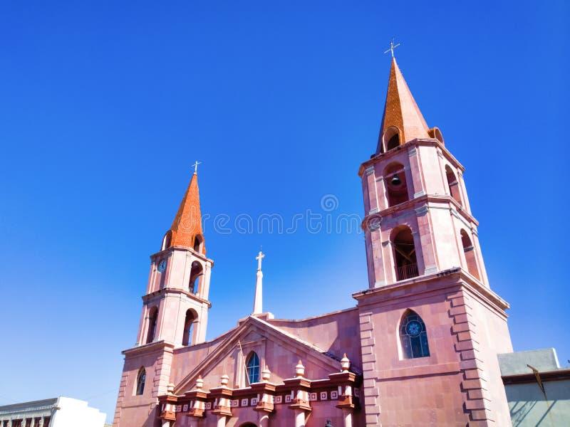 马塔莫罗斯,墨西哥 免版税库存图片