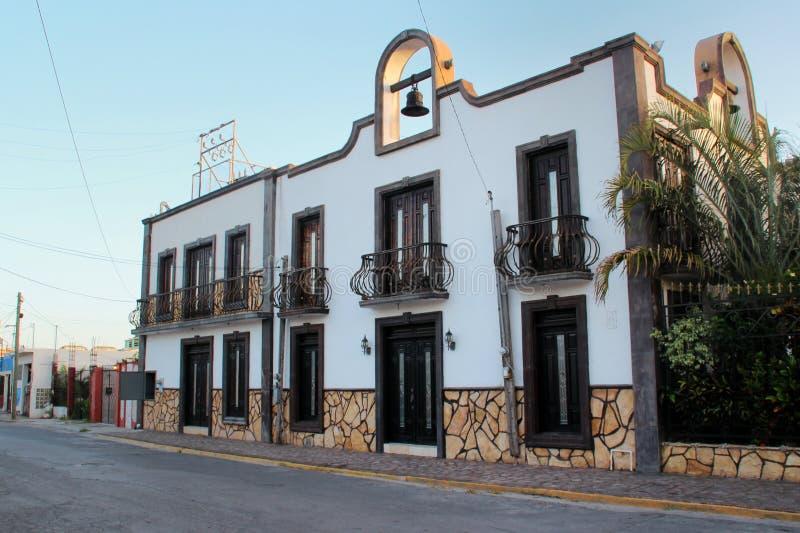 马塔莫罗斯,墨西哥 免版税库存照片