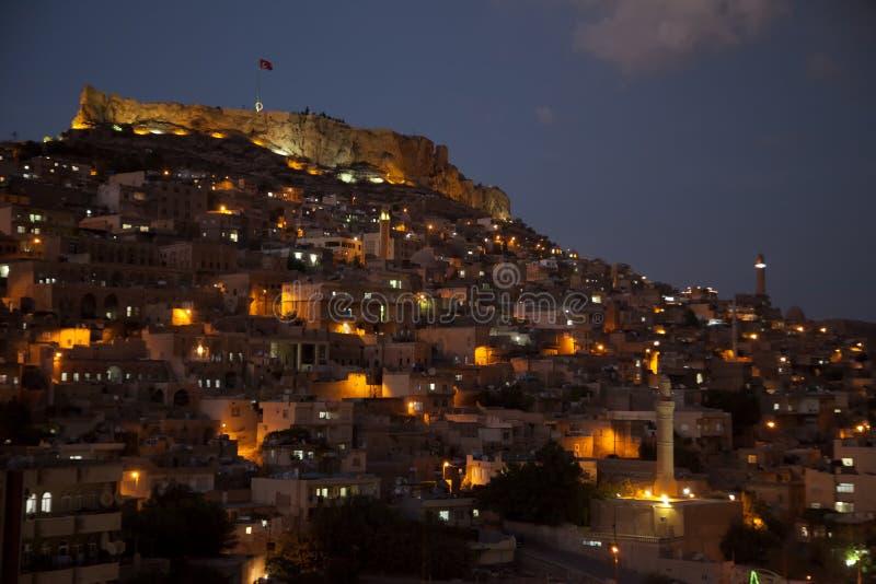 马尔丁,老城市,土耳其 免版税图库摄影