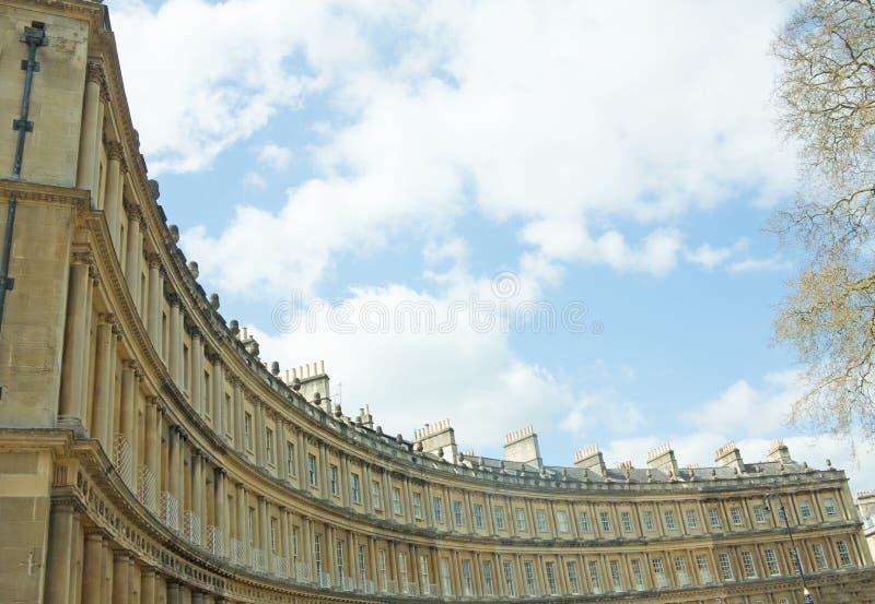 马戏的英王乔治一世至三世时期大厦 库存图片