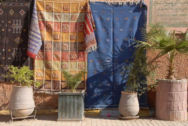 马拉喀什摩洛哥 库存图片