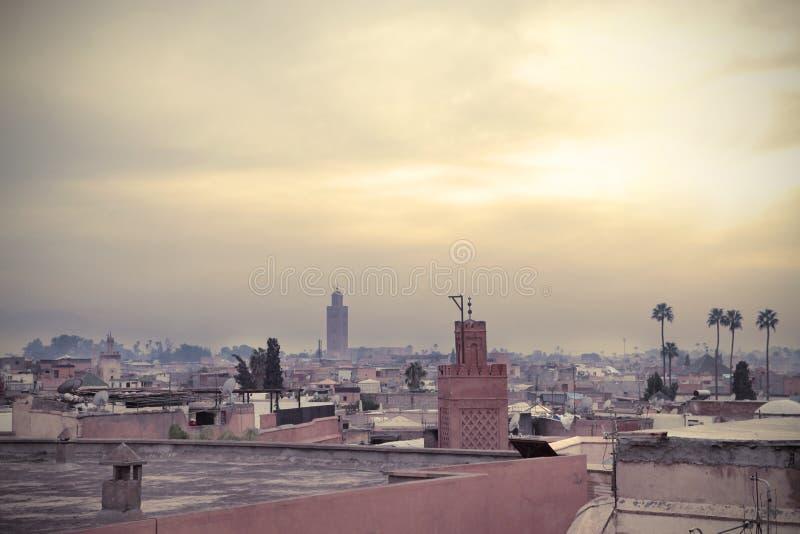 马拉喀什 免版税库存照片