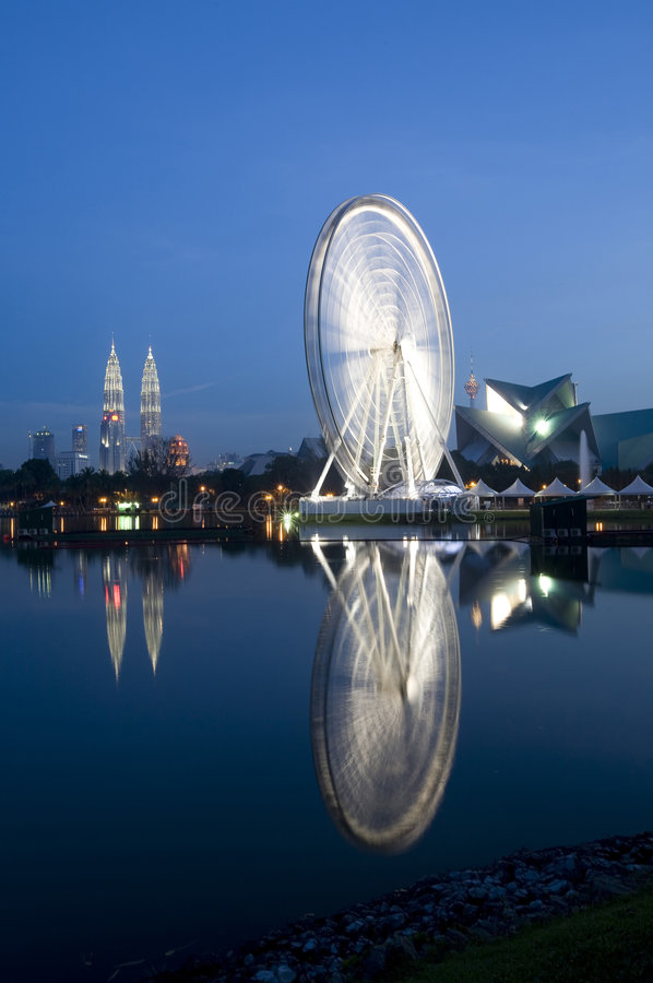 马来西亚访问 图库摄影