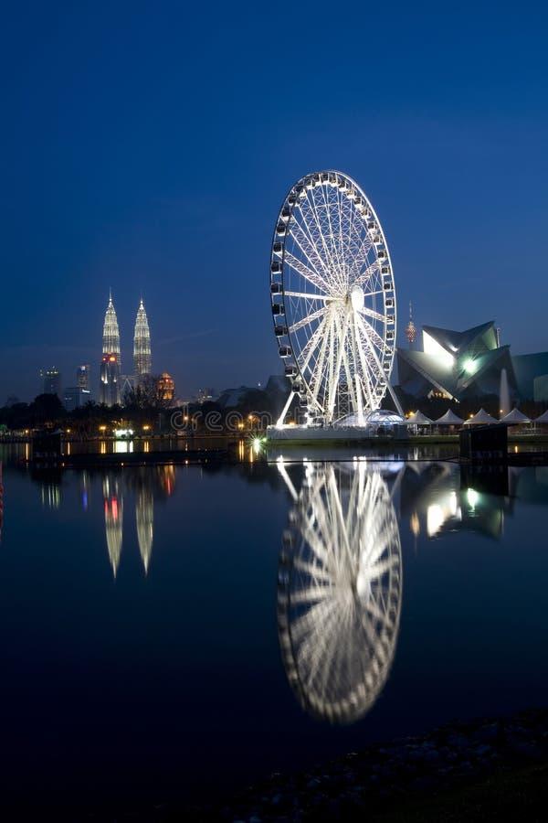 马来西亚访问 库存图片
