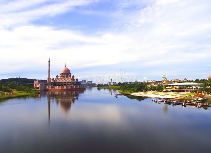 马来西亚putrajaya 免版税库存照片