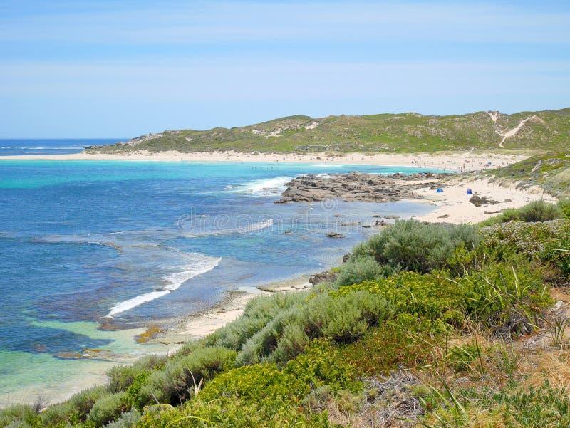 马格丽特里弗,西澳州 免版税库存图片