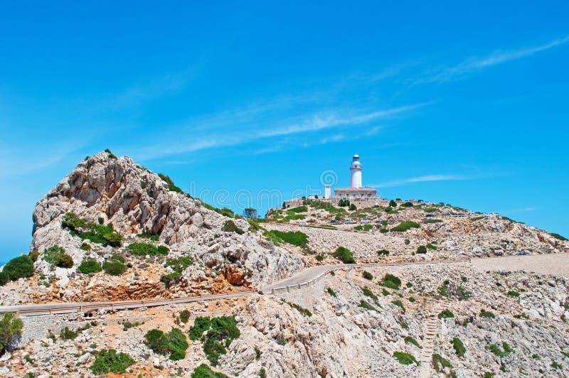 马略卡,马略卡,巴利阿里群岛,西班牙 免版税图库摄影