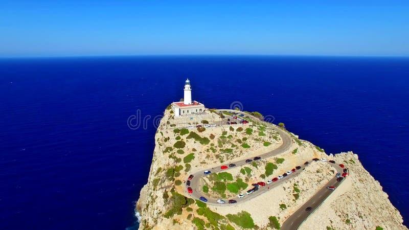 马略卡(马略卡)是一个地中海的西班牙的巴利阿里群岛 库存照片