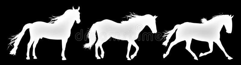 马移动 向量例证
