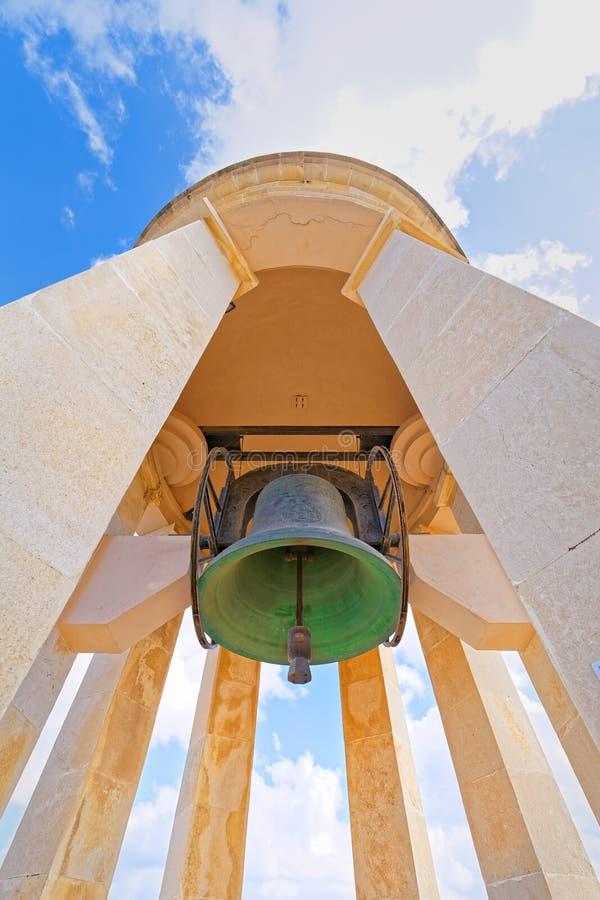 马耳他围困的响铃,特别 免版税库存照片