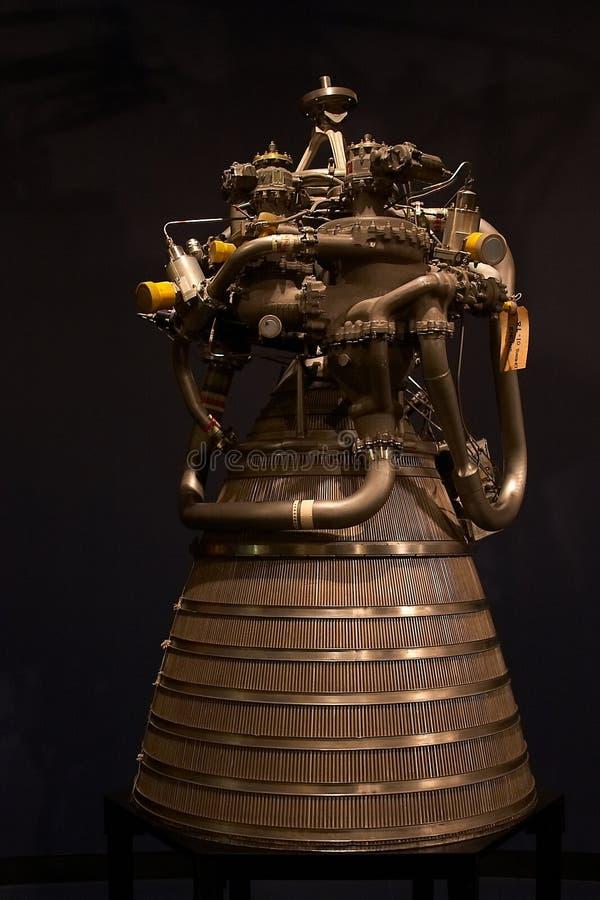 马达火箭 库存图片