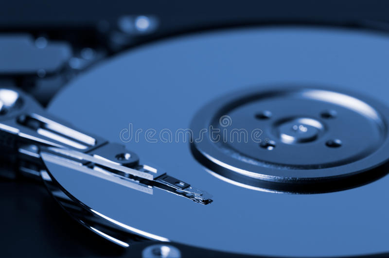 驱动光盘 免版税库存照片