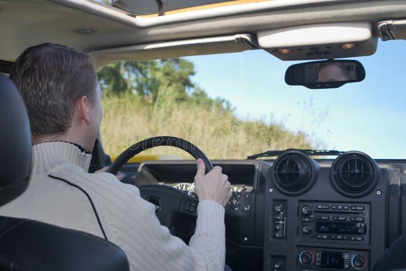 驱动器 免版税库存图片