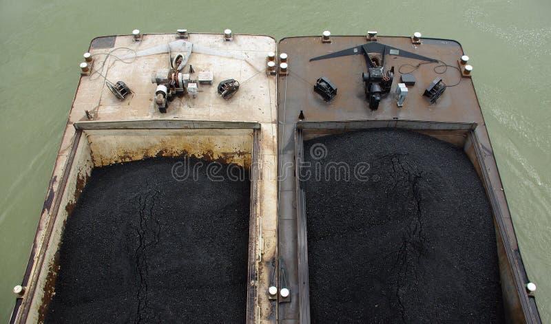 驳船二 免版税库存图片