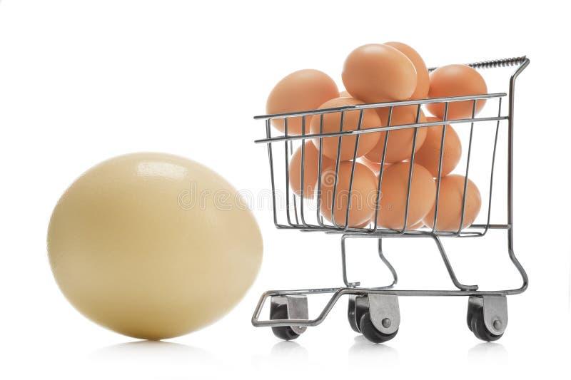 鸡蛋 免版税库存图片